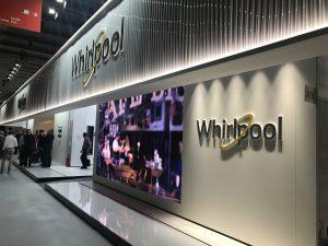 Whirlpool Eurocucina 2018
